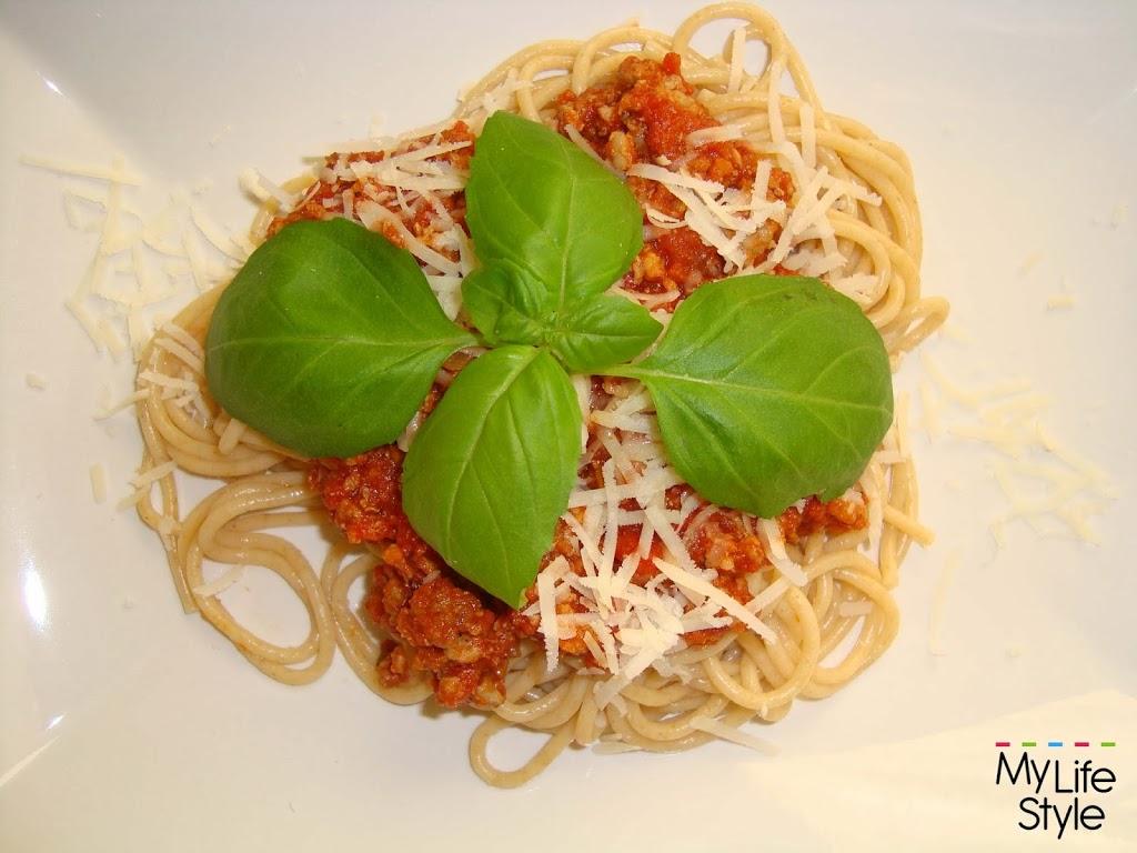 Viva la pasta – moje spaghetti bolognese