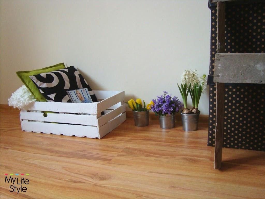DIY Drewniana skrzynka