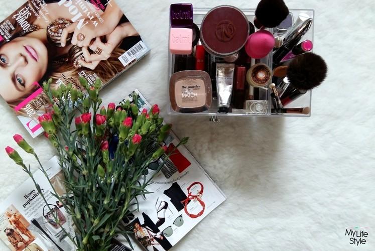 Idealny sposób na przechowywanie kosmetyków