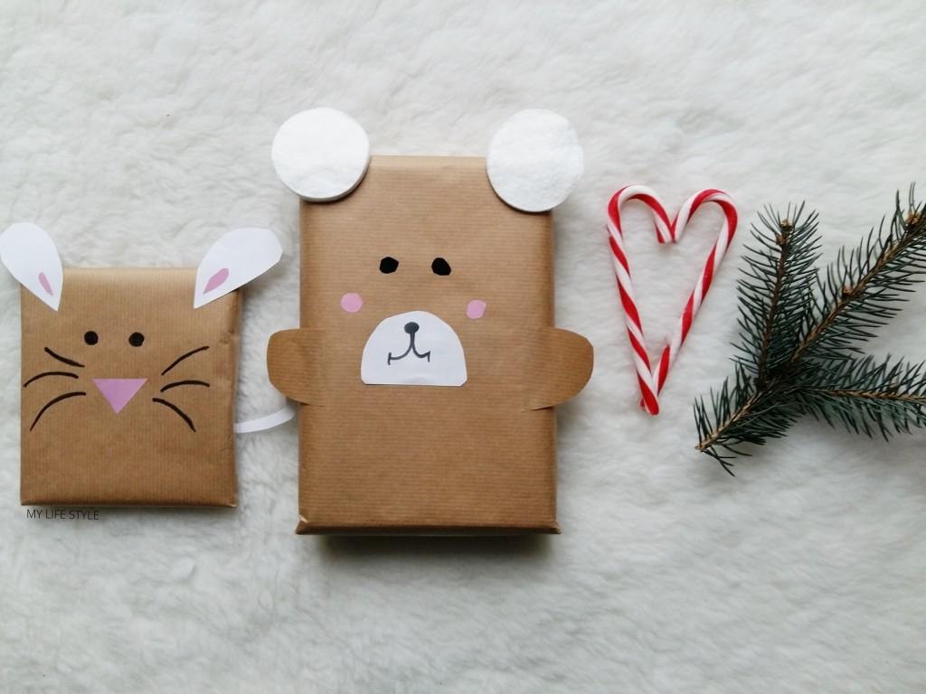 DIY - Niebanalne pomysły na zapakowanie świątecznych prezentów