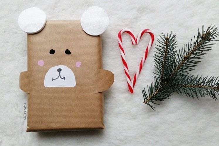 DIY – niebanalne pomysły na zapakowanie świątecznych prezentów