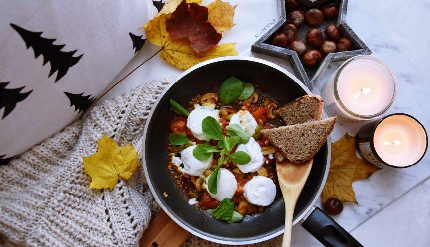 Szakszuka – idealne danie na chłodne dni