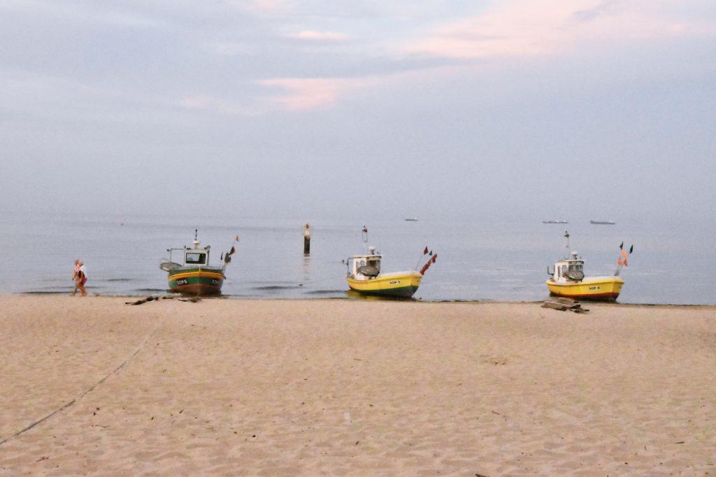 Za co kocham polskie morze?