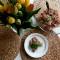 Sałatka z kaszą gryczaną, serem feta i pomidorami