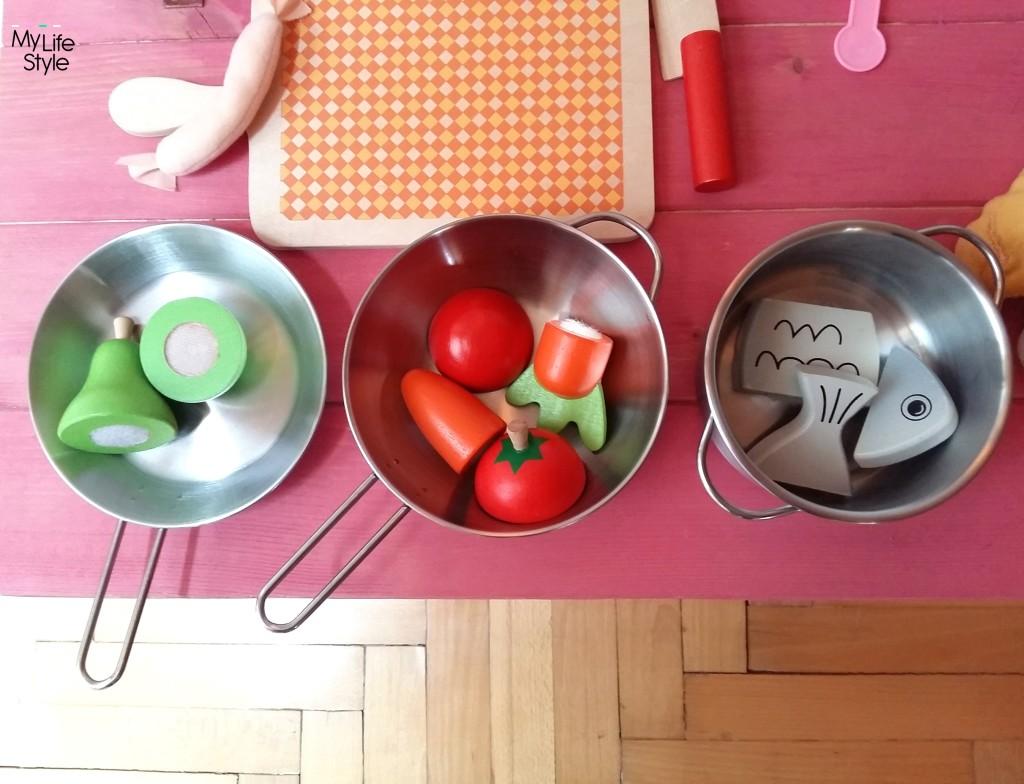 Gotowanie z dzieckiem