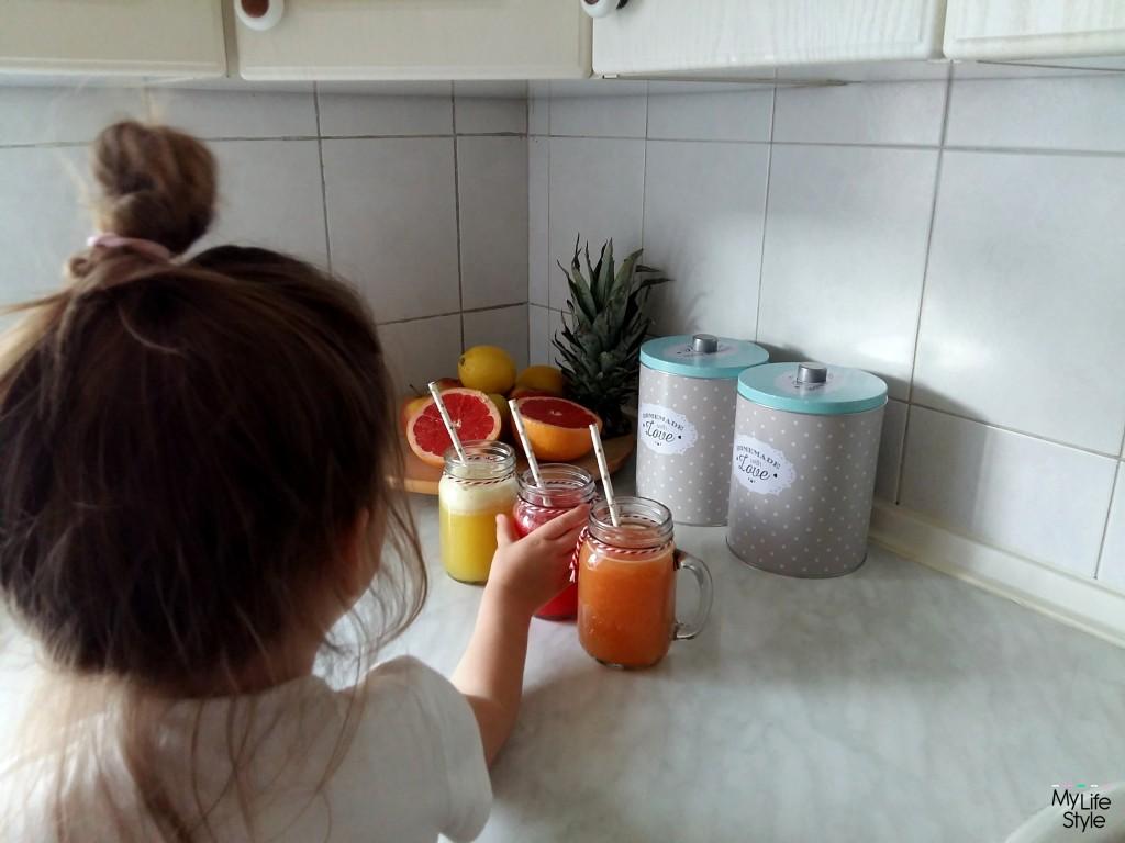 Dlaczego warto pić soki