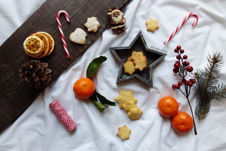 Kruche ciasteczka – idealne nie tylko na świąteczny stół
