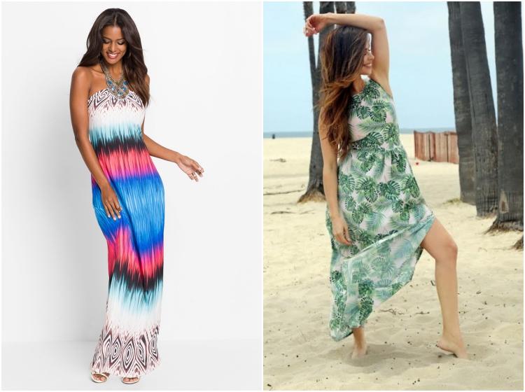 6a8ff5b7f493 Najpiękniejsze długie sukienki w sam raz na lato -