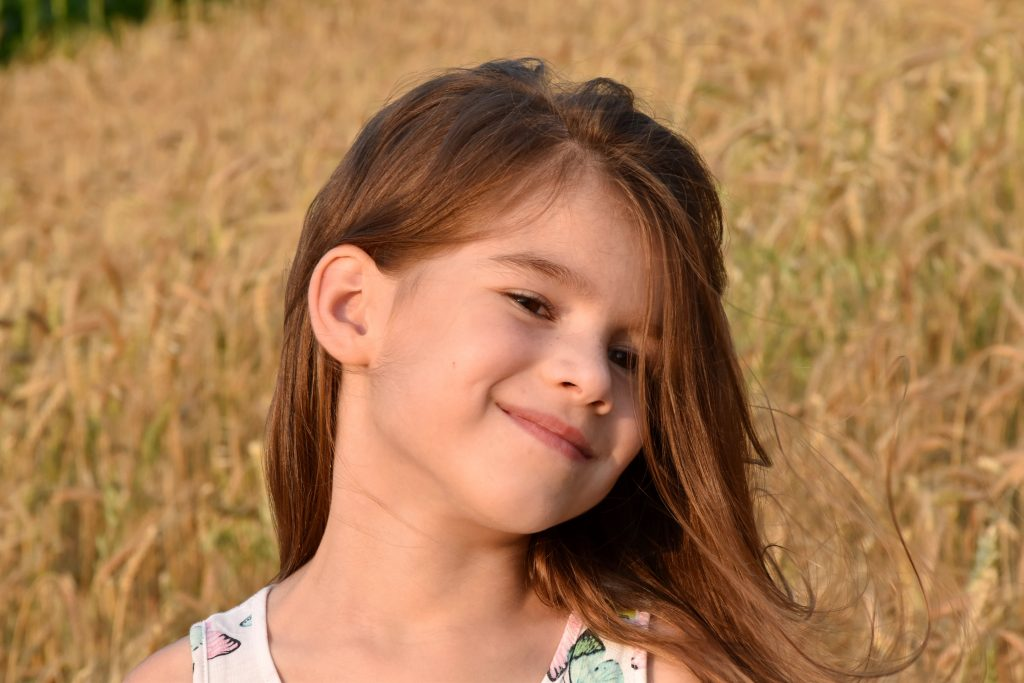 Oddaj włos i podziel się dzieciństwem