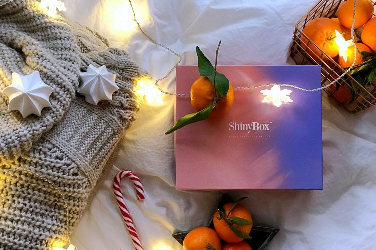 The Power of Beauty – listopadowy Shiny Box