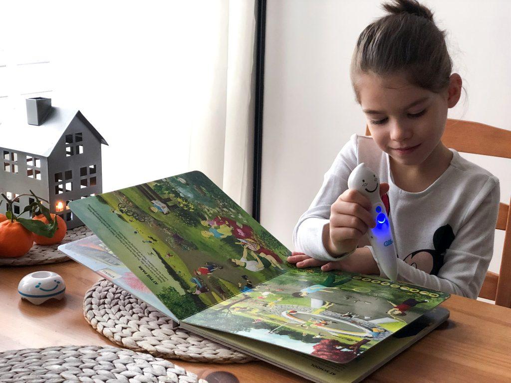 Język angielski dla najmłodszych - poznaj Albika