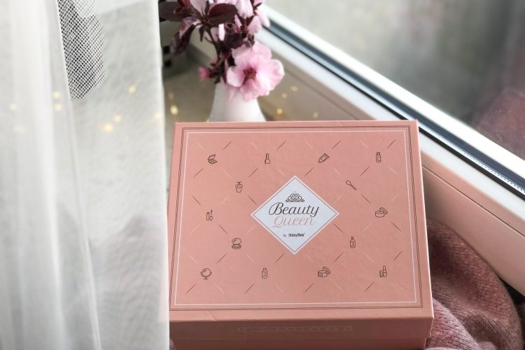 Beauty Queen – marcowy Shiny Box