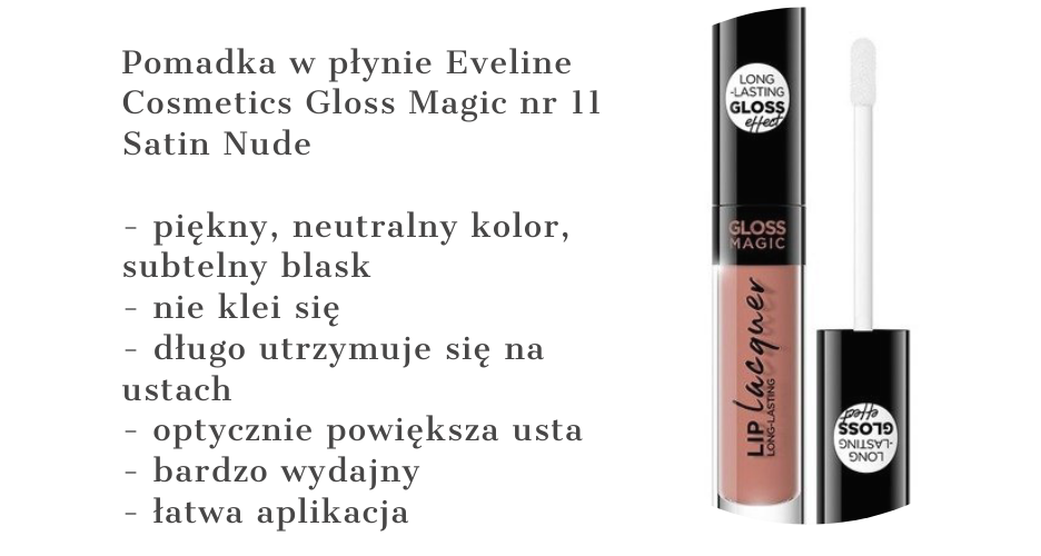 Eveline Cosmetics Gloss Magic
